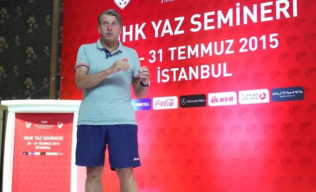 MHK YAZ SEMİNERİ JAAP UILENBERG SUNUMU (VİDEO)